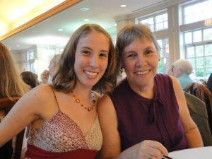 Rachel & Mom