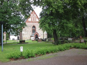 14th Century Church in Finland