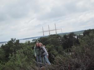 Hiking around Aland